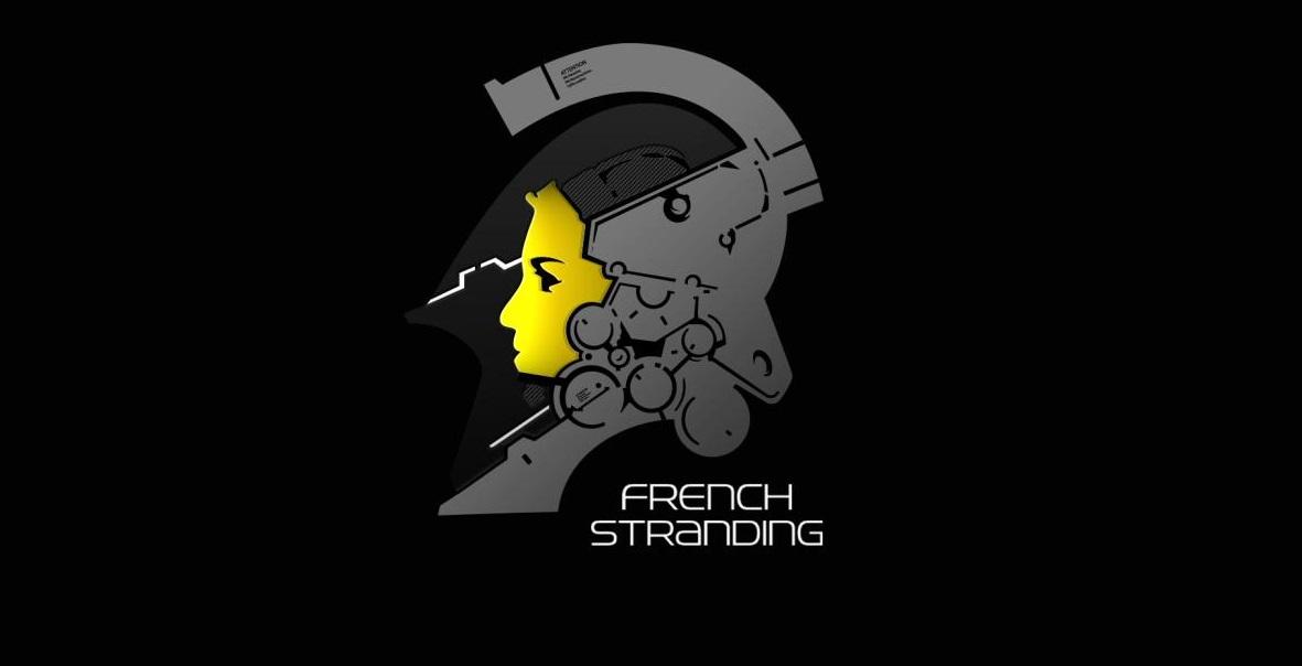 Golden French Stranding logo ajusté
