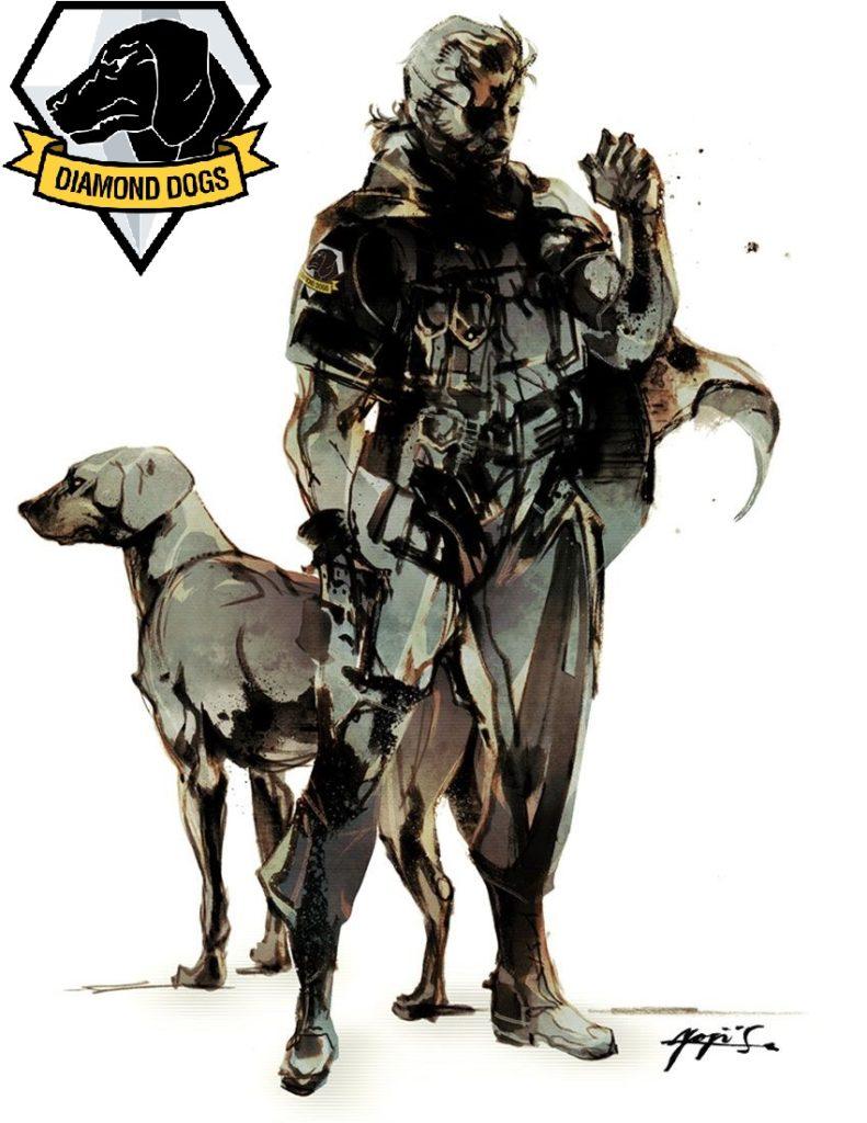 Пин на доске Metal Gear