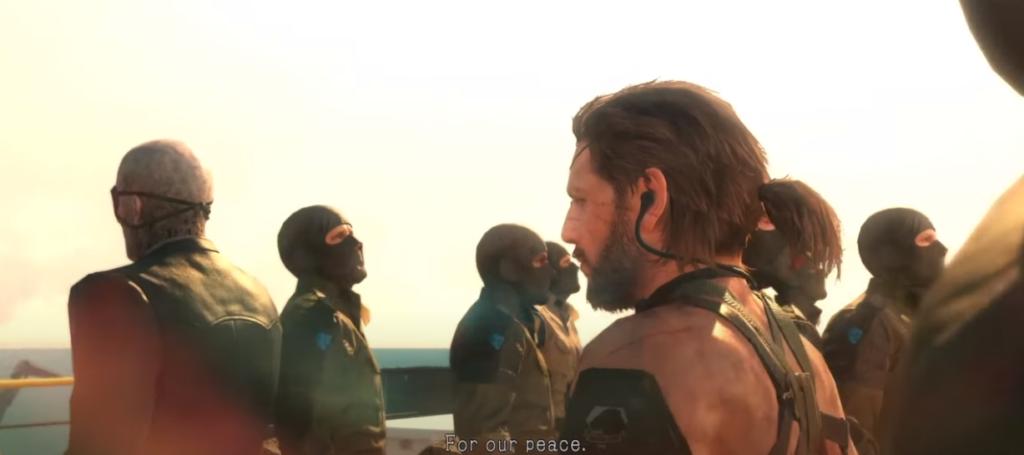 Metal Gear, MGS, Phantom Pain, Hideo Kojima, Death Stranding, French Stranding, Solid Snake, Venom Snake, MGS V, MGS 5, Kaz, Ocelot, MGS 3, Sony, PS4, Konami, Fox engine, Big Boss, 1984, Démons, Demon Snake,